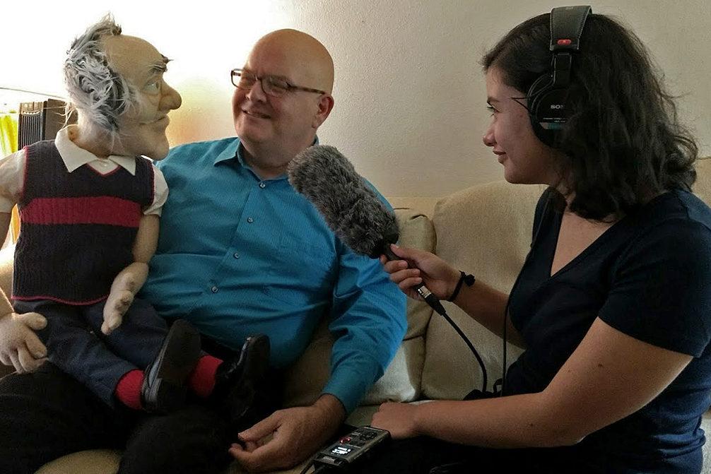 Maria Mendez interviews Ian Varella