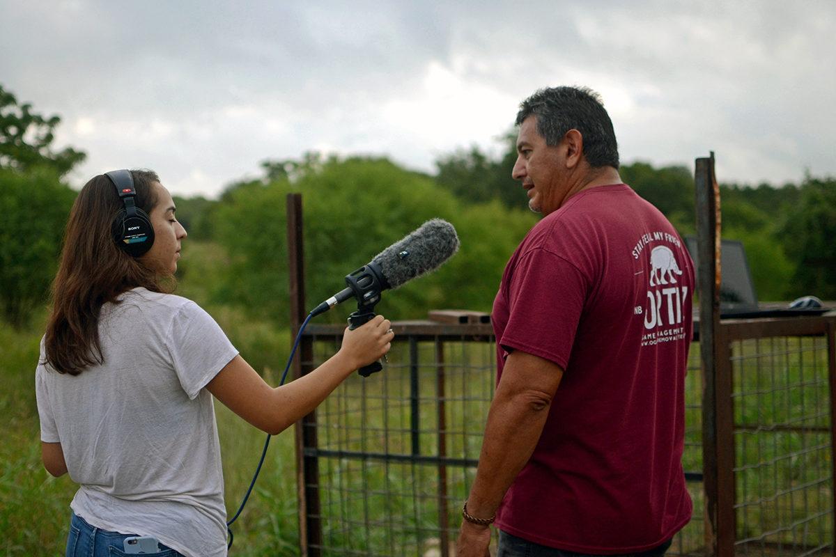 Morgan O'Hanlon interviews Bubba Ortiz