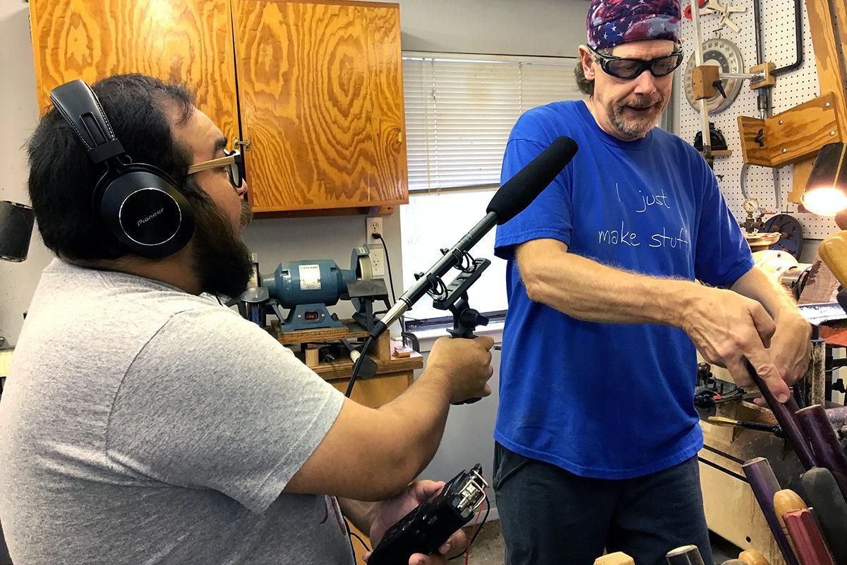Jerry Rafael interviews Craig Timmerman